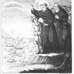 St Anthony Preaches to the Fish