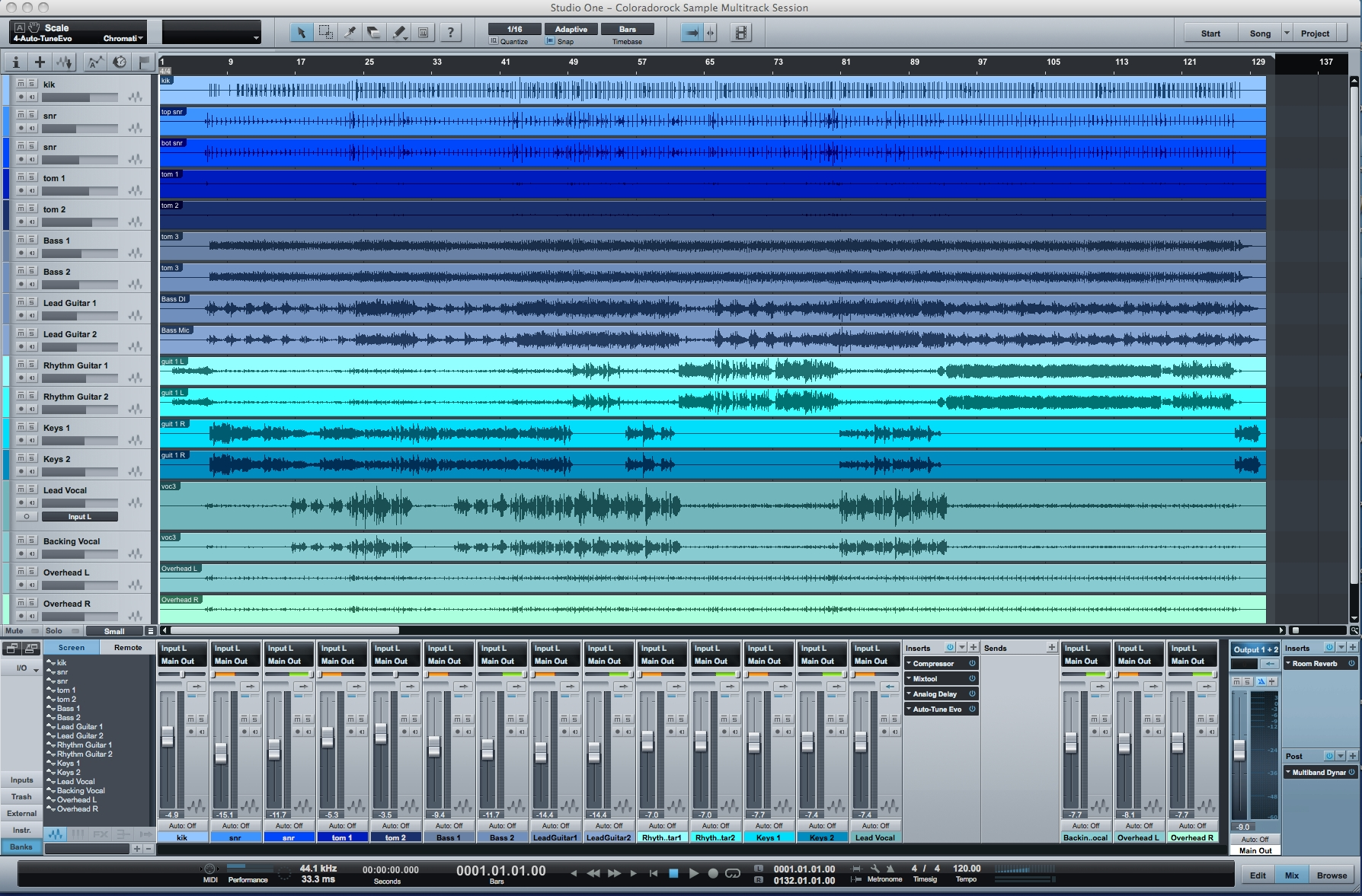 Improve the Pitch of Vocals or Instruments in Your Song