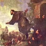 The Flying Frier, St. Joseph of Cupertino