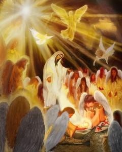 The Mystics Nativity