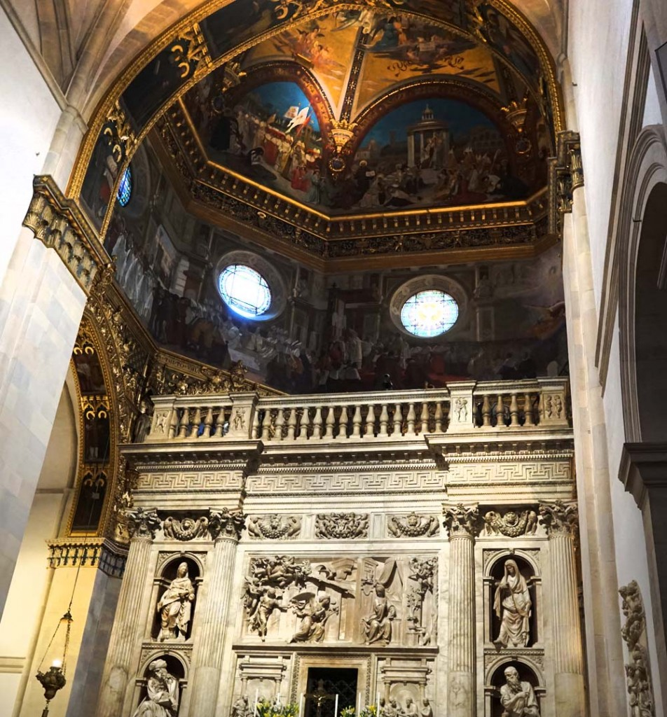 Marble Chapel over the Holy House