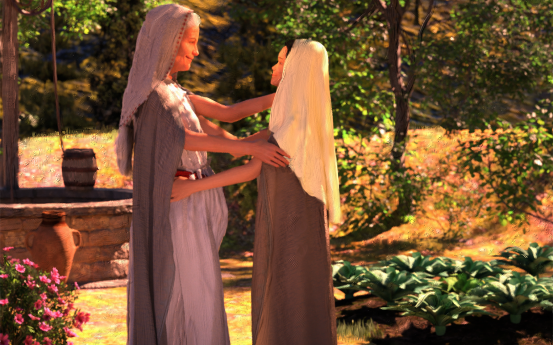 The Painting of The Visitation