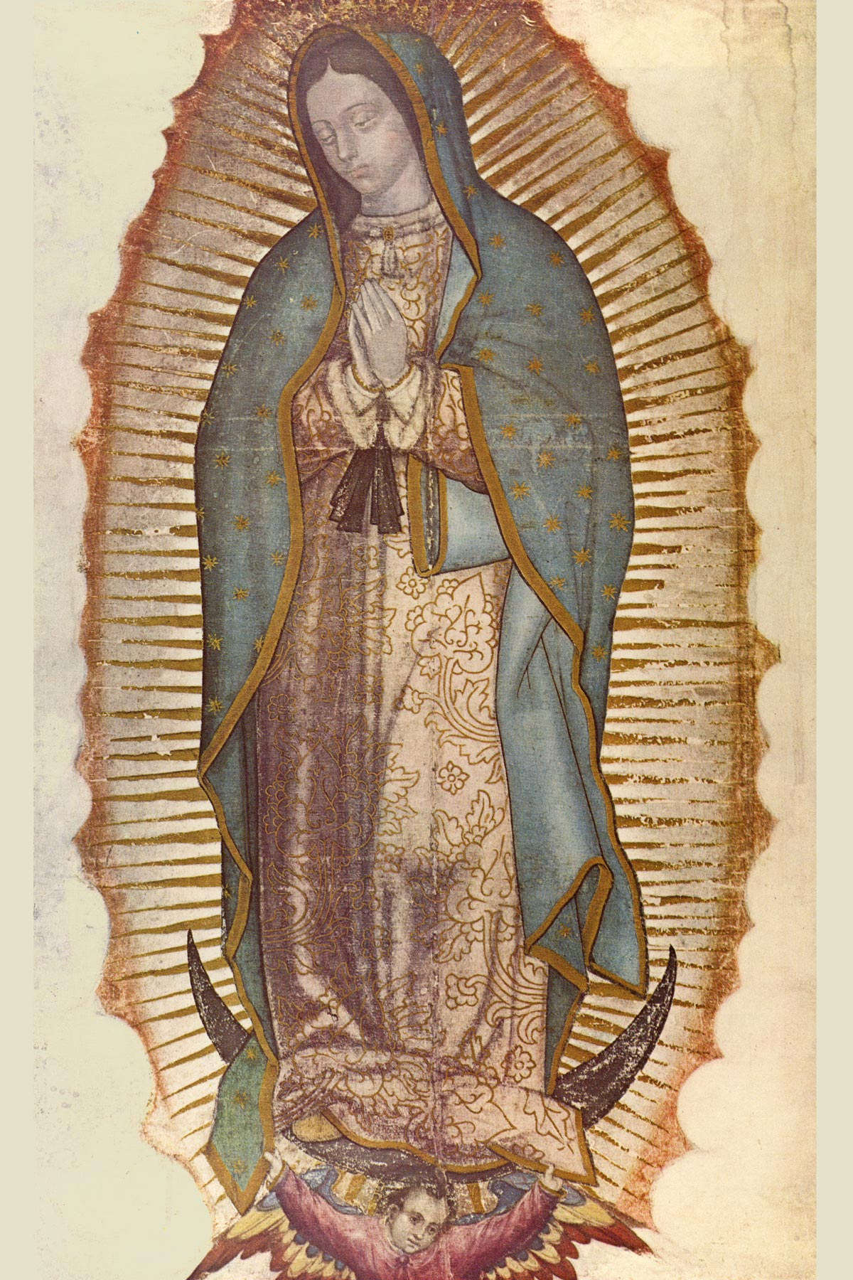 overview of our lady of guadalupe